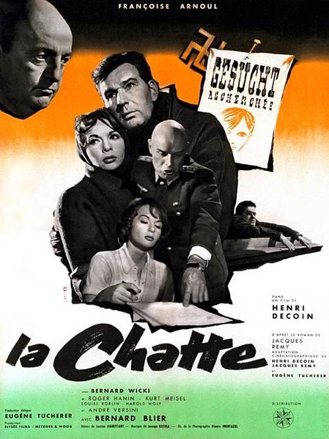 LA CHATTE 18455710