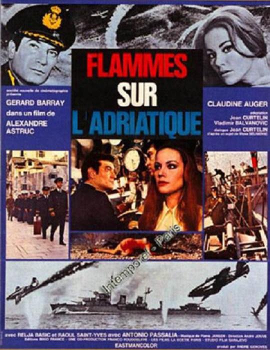 FLAMMES SUR L'ADRIATIQUE 21017110