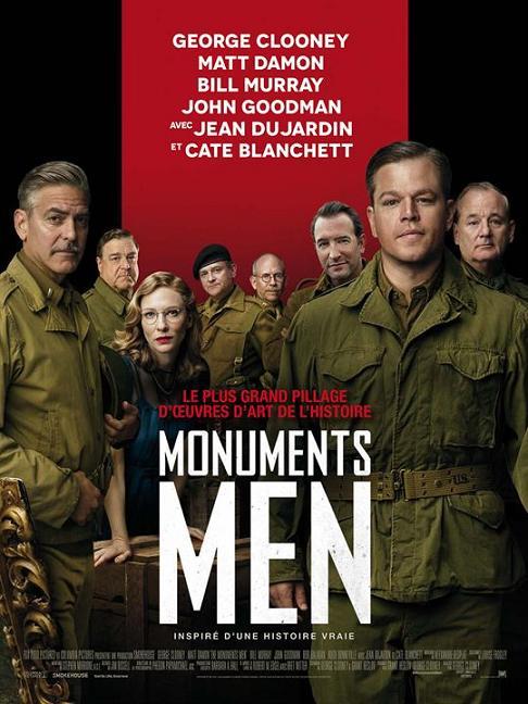 MONUMENTS MEN 47042510