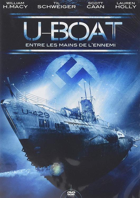 U-BOAT : ENTRE LES MAINS DE L'ENNEMI 91xjm310