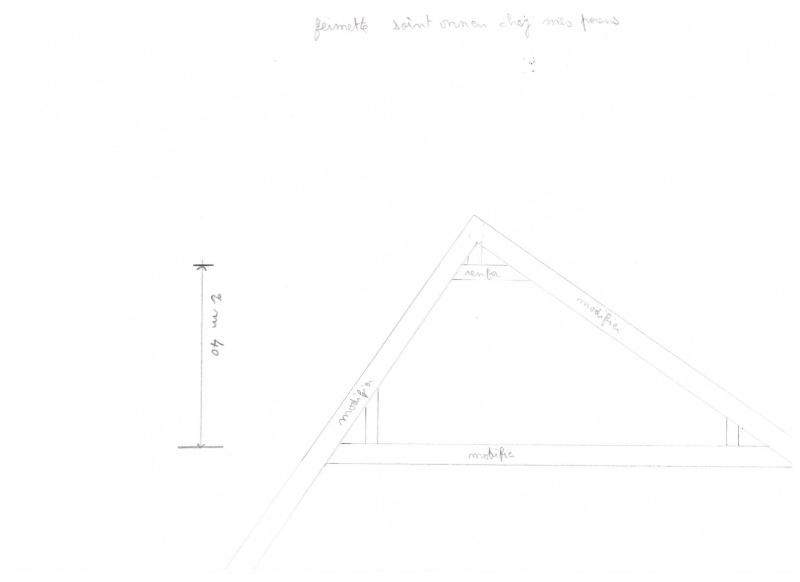 Modification charpente Fermet10