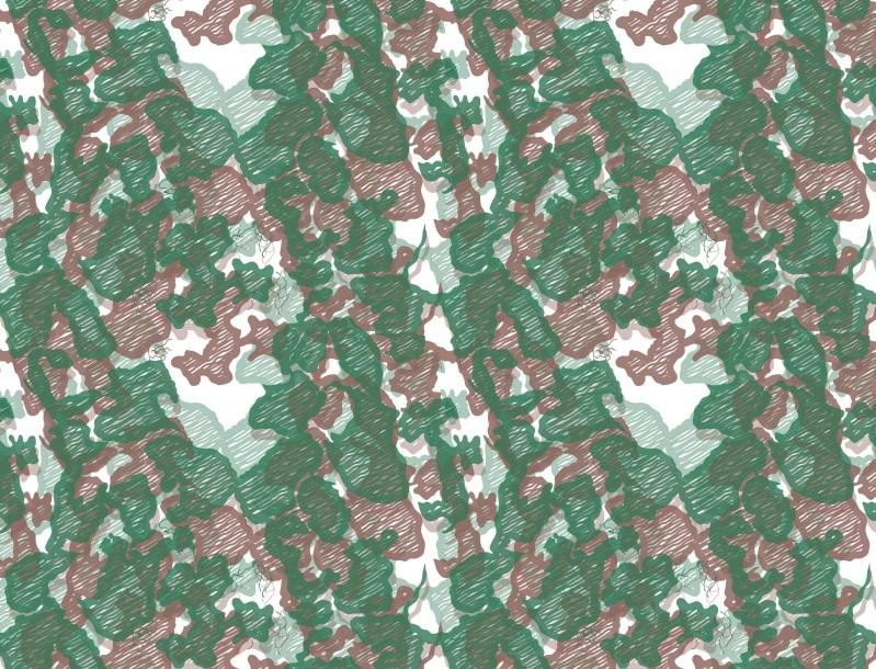 French Marine Commando Pattern Nevabe10