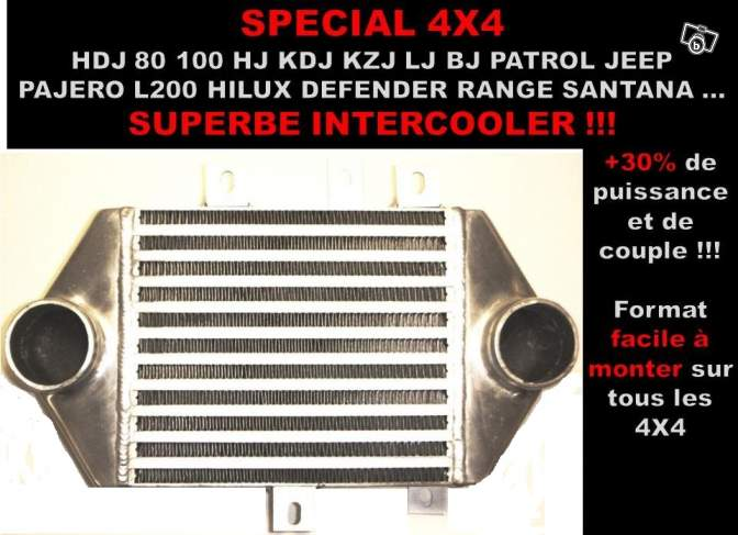 [Question] Monter un intercooler sur LJ70 Interc10
