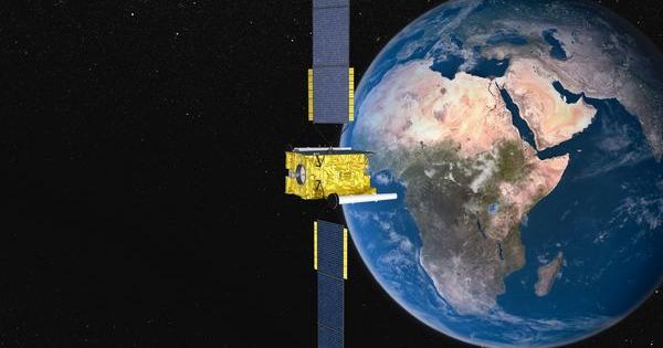 Le Maroc s'est doté de 2 satellites espions Mimoun10