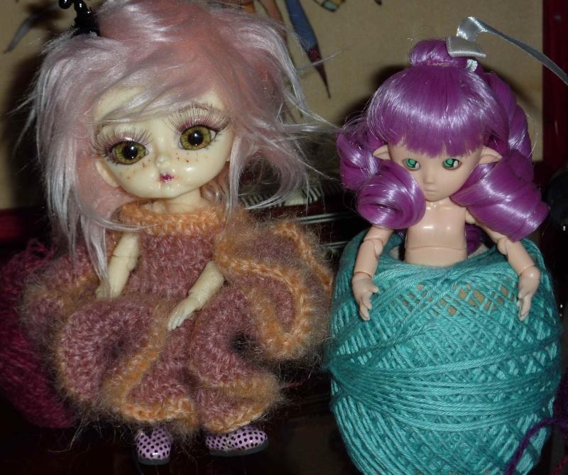bébés hujoo et petites fairy : nouvelles photos P1020431