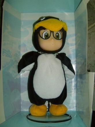 Arale bambola anni 90 Pinguino Arale-12