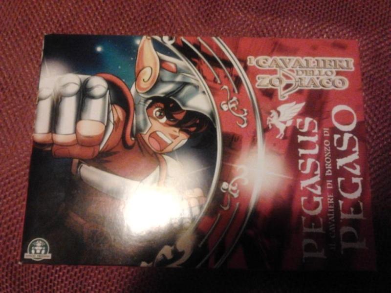 Cavalieri dello Zodiaco Giochi Preziosi, Bandai Japan o edizione Spagnola Pegasu10