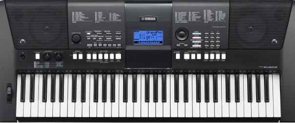 DESCRIPTION clavier YAMAHA PSR E433 E43310