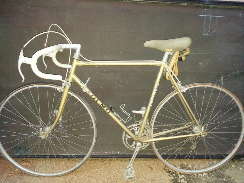 vélo de ville femme Peugeot 20131012