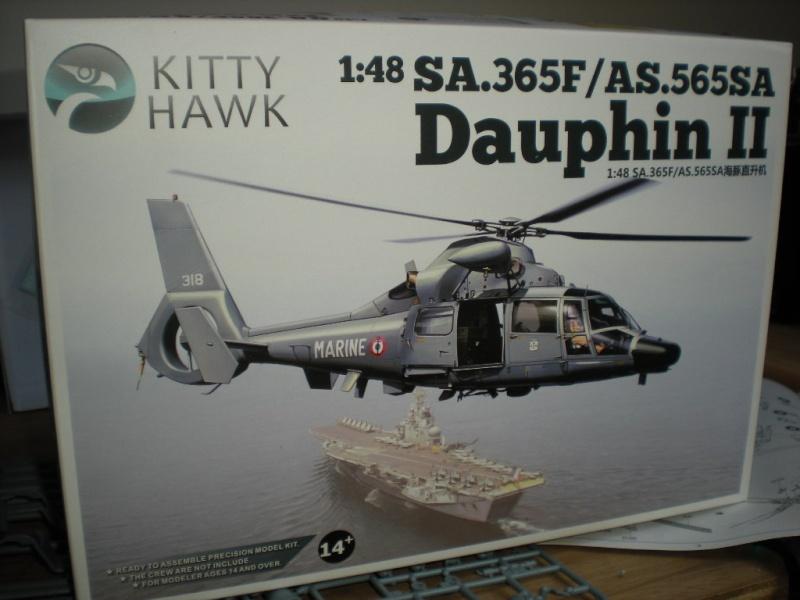 AS-365F Panther - Kitty Hawk - 1/48 Dscn6720