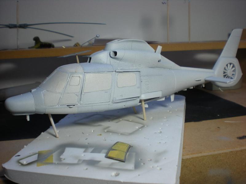 AS-365F Panther - Kitty Hawk - 1/48 Dscn6812