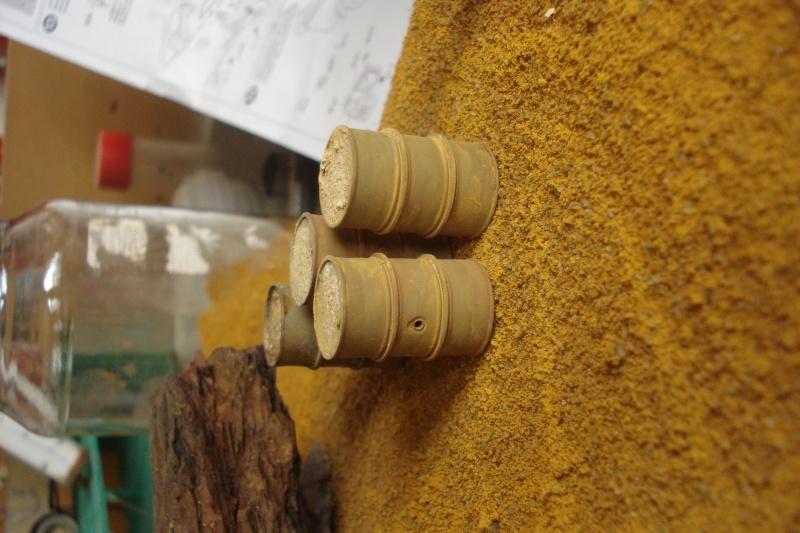 diorama - diorama afrika corps Dsc07719