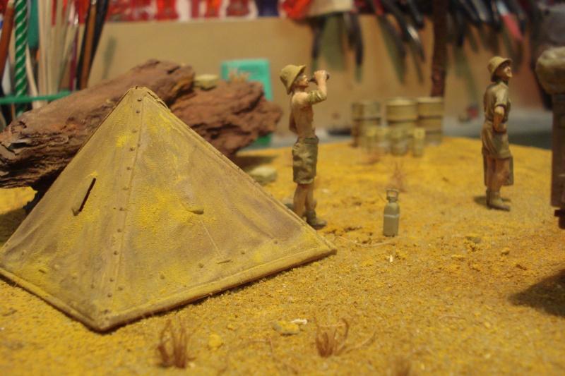 diorama - diorama afrika corps Dsc07721