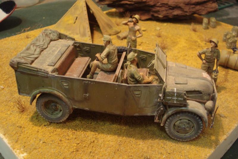 diorama - diorama afrika corps Dsc07725