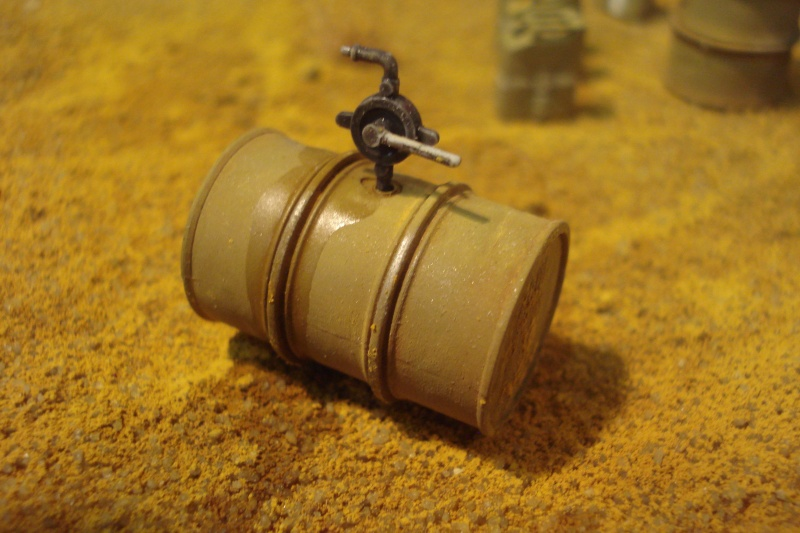 diorama - diorama afrika corps Dsc07726