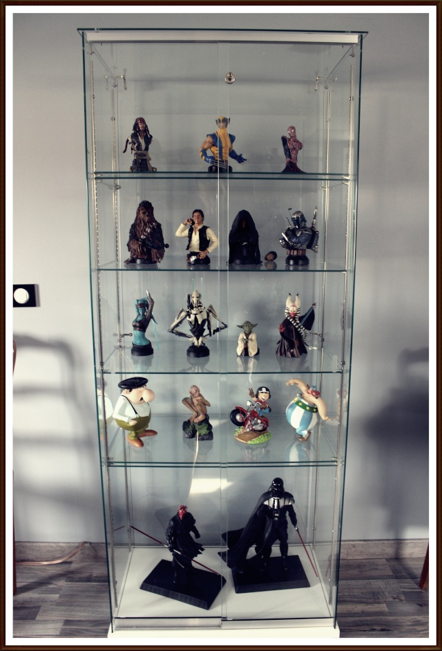 Collection n°481 : Darkcyrus nouvelle photo de ma collec lotr star wars Marvel Img_0324