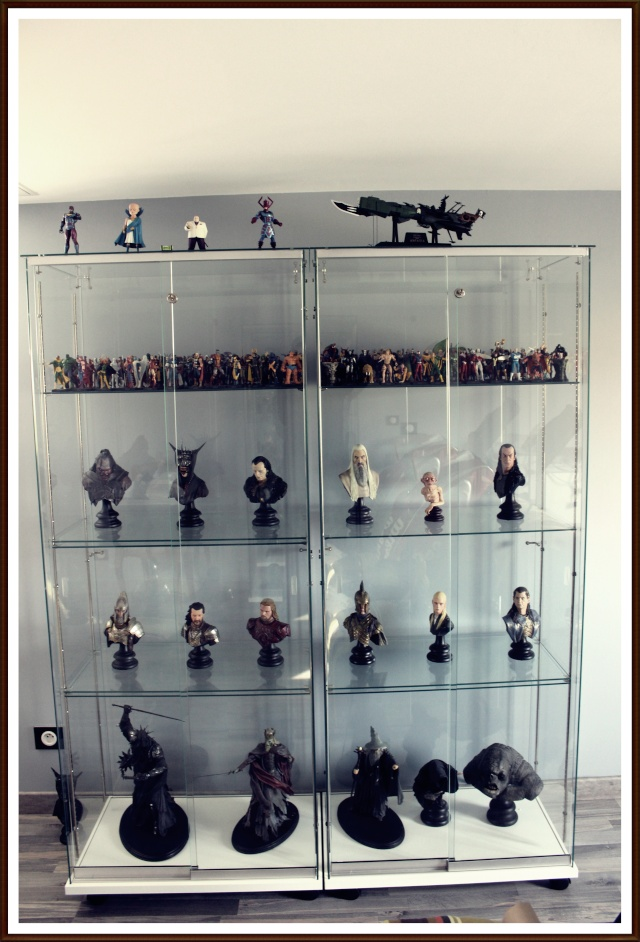 Collection n°481 : Darkcyrus nouvelle photo de ma collec lotr star wars Marvel Img_0326