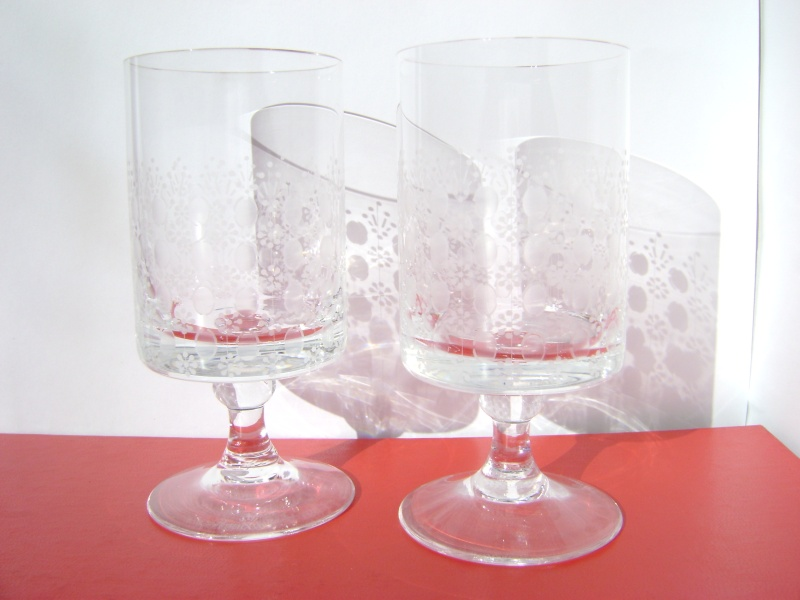 confused about rosenthal glasses... Vintag39