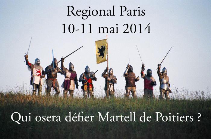 [Paris] Regional les 10-11 mai 2014 Region10
