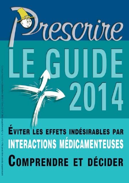 Guide interactions médicamenteuses - édition 2014 Interm10