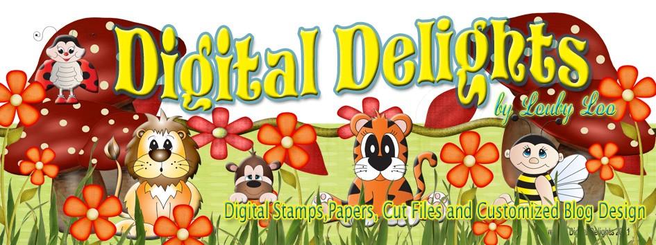 Digital Delights by Louby Loo