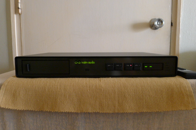 Naim CD3.5 CD player (Sold) P1080513