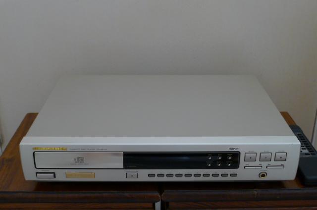 Marantz CD-63 MK II KI Signature Compact Disc Player SOLD P1080517