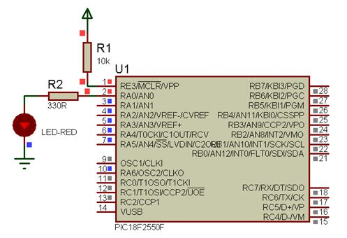 الترقى فى العمل مع الميكروكونترولر من السلسلة  PIC16F  إلى السلسلة PIC18F : 216