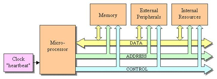 أجزاء الميكروكونترولر والمصطلحات الأساسية: 310