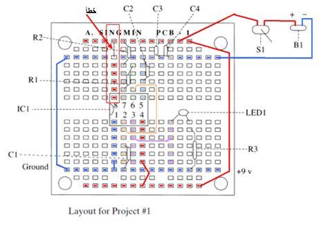 بالشرح والتحليل والتنفيذ : كتاب وموضوع : معا نبدأ تعلم الإلكترونيات من خلال تنفيذ المشاريع العملية . 619