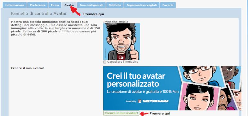[Nuova opzione]Personalizza Avatar Immagi10