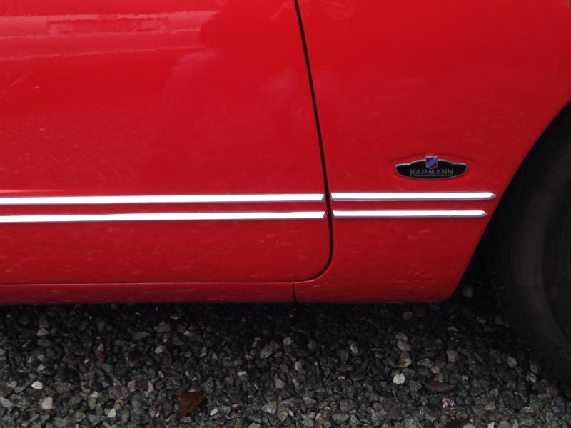 Karmann Ghia 64 Ruby Red 510