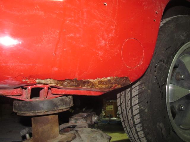 Karmann Ghia 64 Ruby Red Img_1111