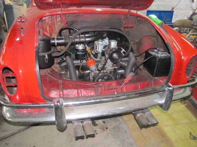 Karmann Ghia 64 Ruby Red Img_1112