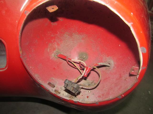 Karmann Ghia 64 Ruby Red Img_1210