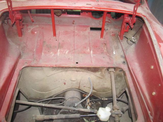 Karmann Ghia 64 Ruby Red Img_1212