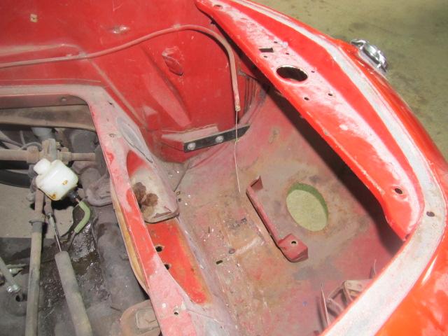 Karmann Ghia 64 Ruby Red Img_1213
