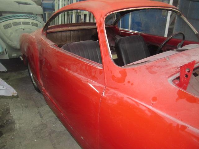 Karmann Ghia 64 Ruby Red Img_1214