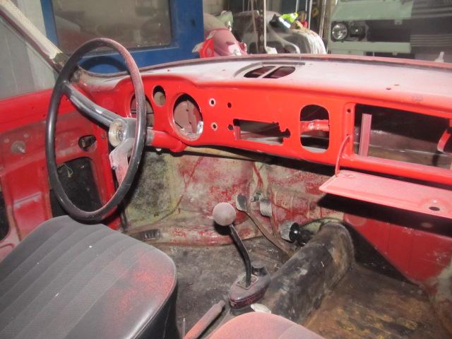 Karmann Ghia 64 Ruby Red Img_1215
