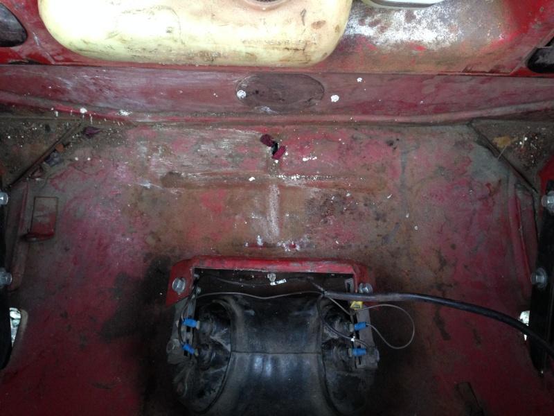 Karmann Ghia 64 Ruby Red Img_4112