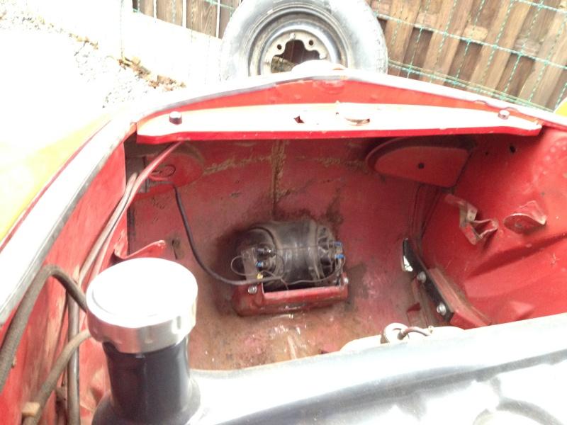 Karmann Ghia 64 Ruby Red Img_4115