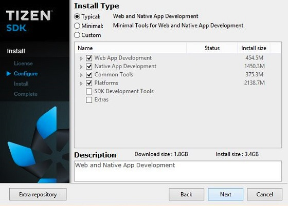 Your first subject Tizen-14