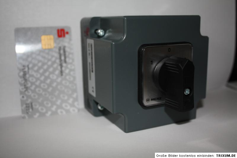 PB interrupteur pour moteur 380V Evh2sa10