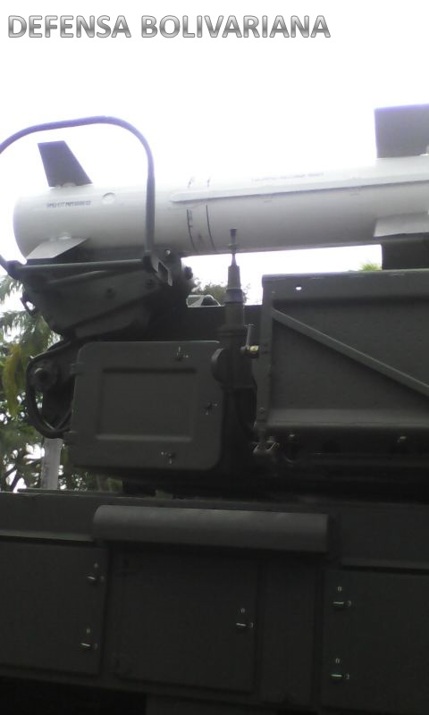 Comando de Defensa Aeroespacial Integral Buk210