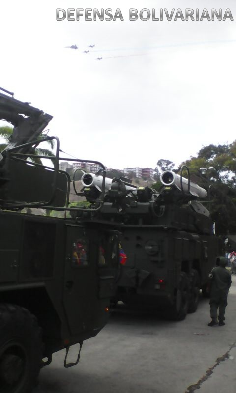 Comando de Defensa Aeroespacial Integral Buk410