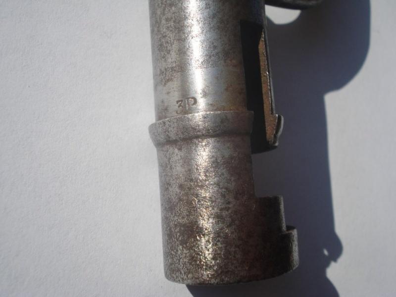 Baïonnette à douille US 1855  3p10