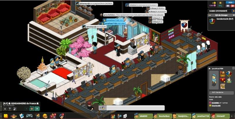 [Rapport D'activité] Ichalossss [Restaurant] Paradi10