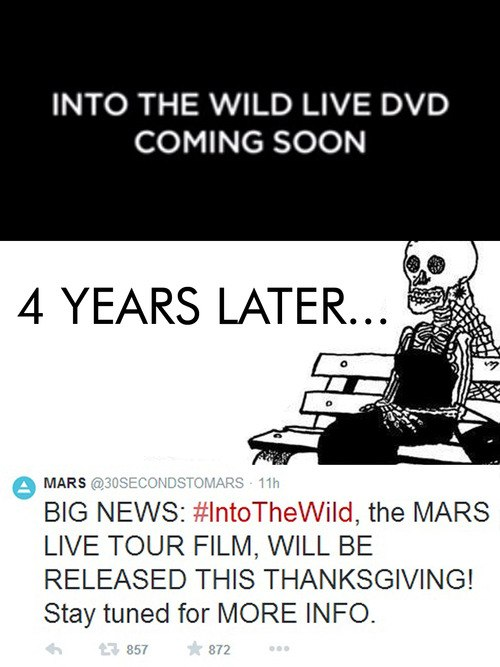 DVD Live Into the wild ? - Page 5 Soon11