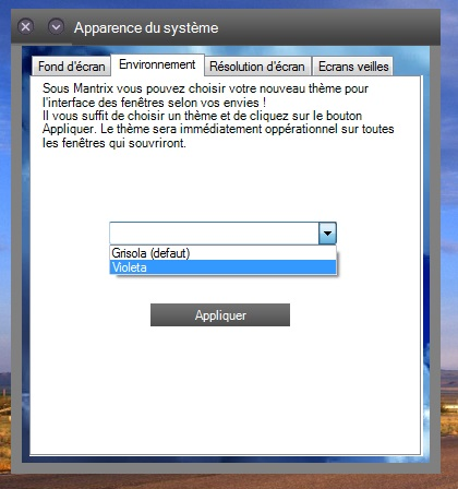 Mantrix Edition Red Serveur - Operating System Projet [2eme partie] - Page 6 Appare10