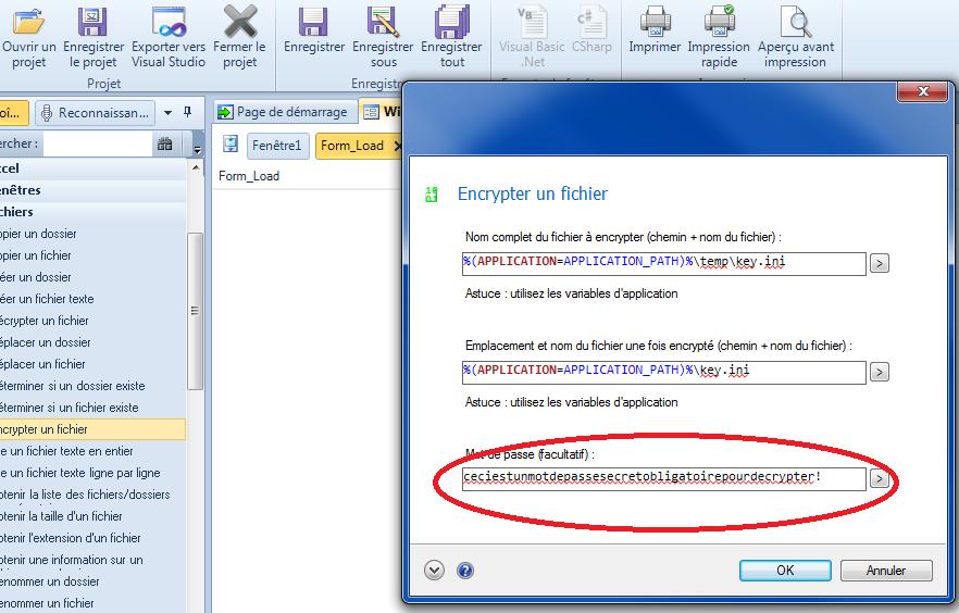 Peut on utiliser softwareZator pour la création d'un logiciel client Crypta10